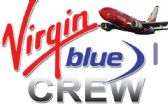 VIRGIN BLUE 737NG Crew Tag